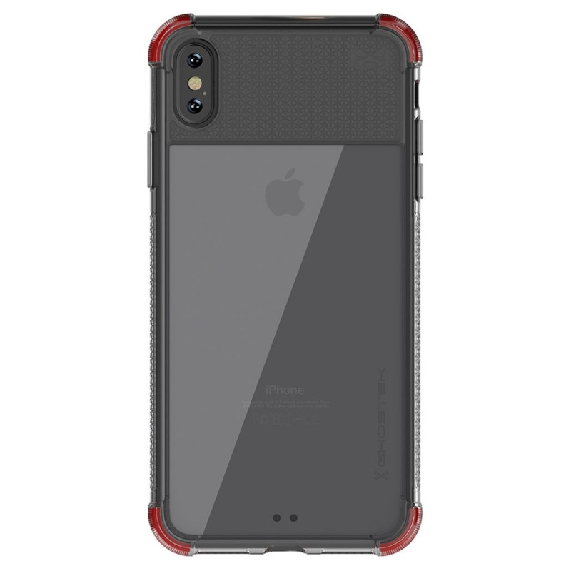 Ghostek Covert 2 Case voor iPhone XS Max Rood - 2