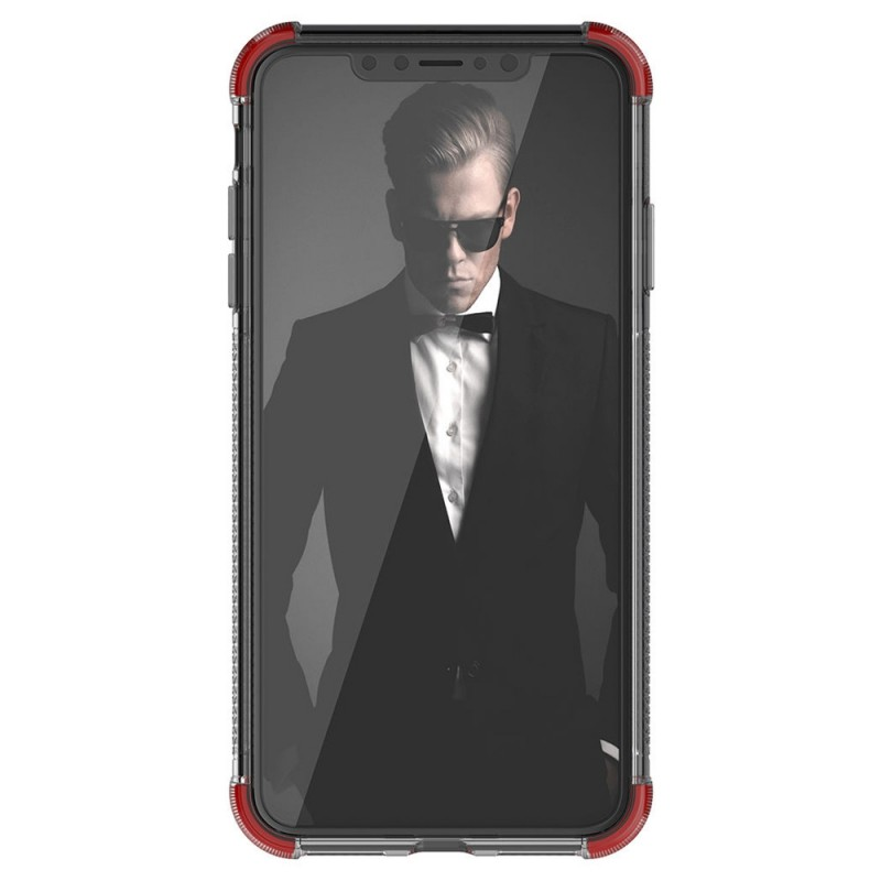 Ghostek Covert 2 Case voor iPhone XS Max Rood - 3