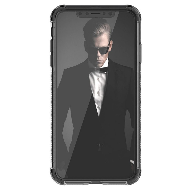 Ghostek Covert 2 Case voor iPhone XS Max Zwart - 3