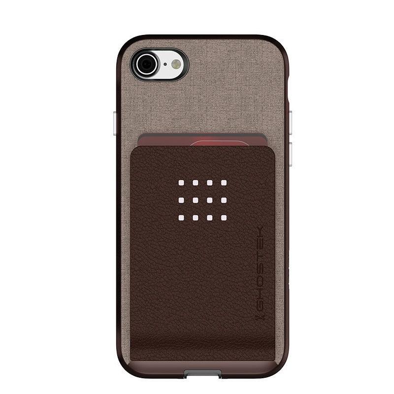 Ghostek Exec 2 Protetive Wallet iPhone 8/7 Bruin 3