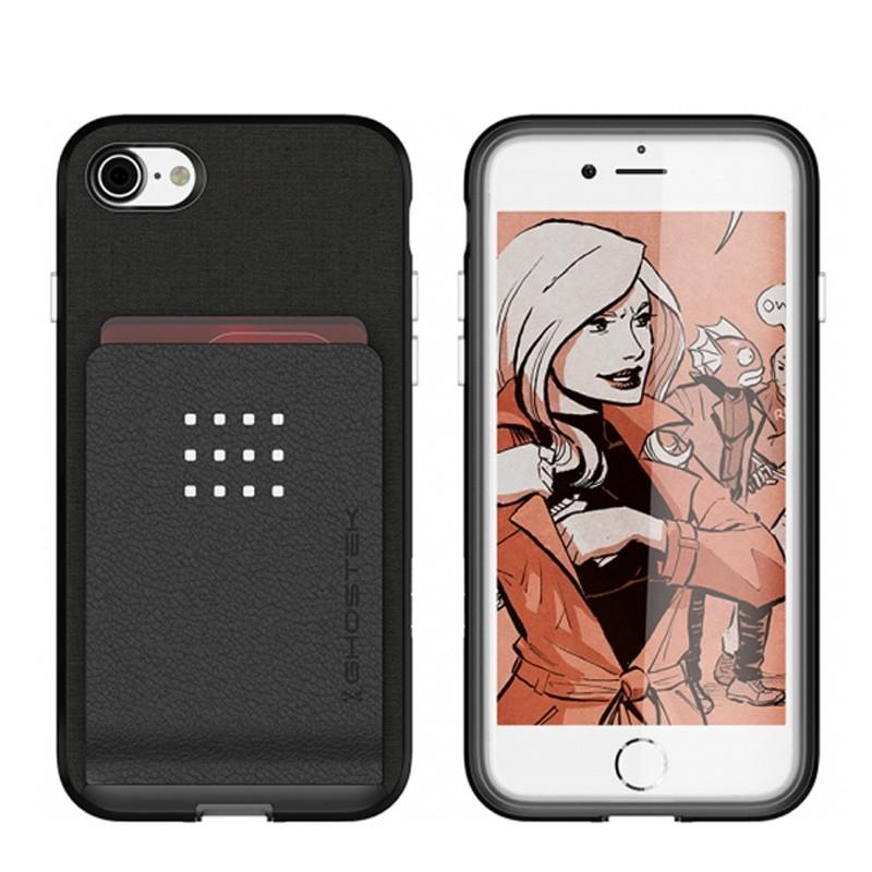 Ghostek Exec 2 Protetive Wallet iPhone 8/7 Zwart 03