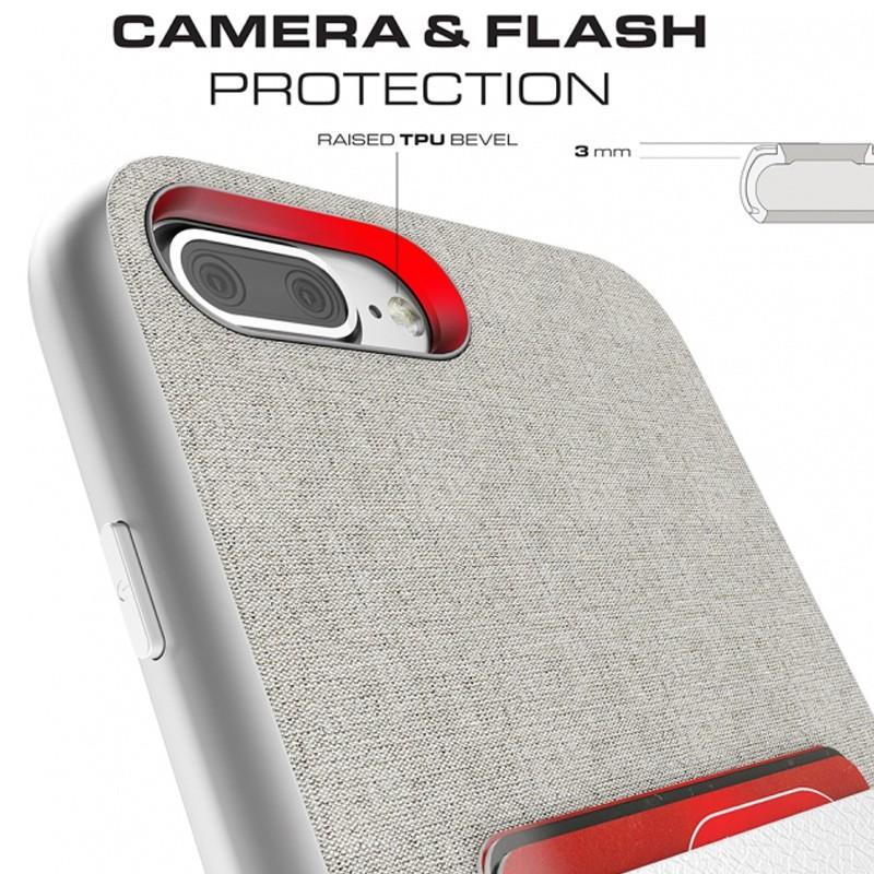 Ghostek Exec 2 Wallet Case iPhone 8 Plus/7 Plus Zwart 09