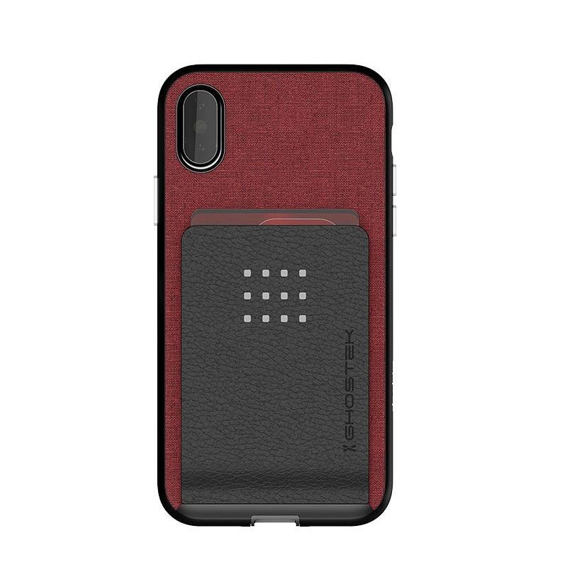 Ghostek Exec 2 Wallet Case iPhone X/Xs ROOD 011