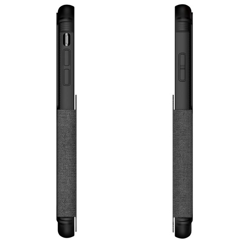 Ghostek Exec 3 Wallet iPhone XS Max Grijs - 4