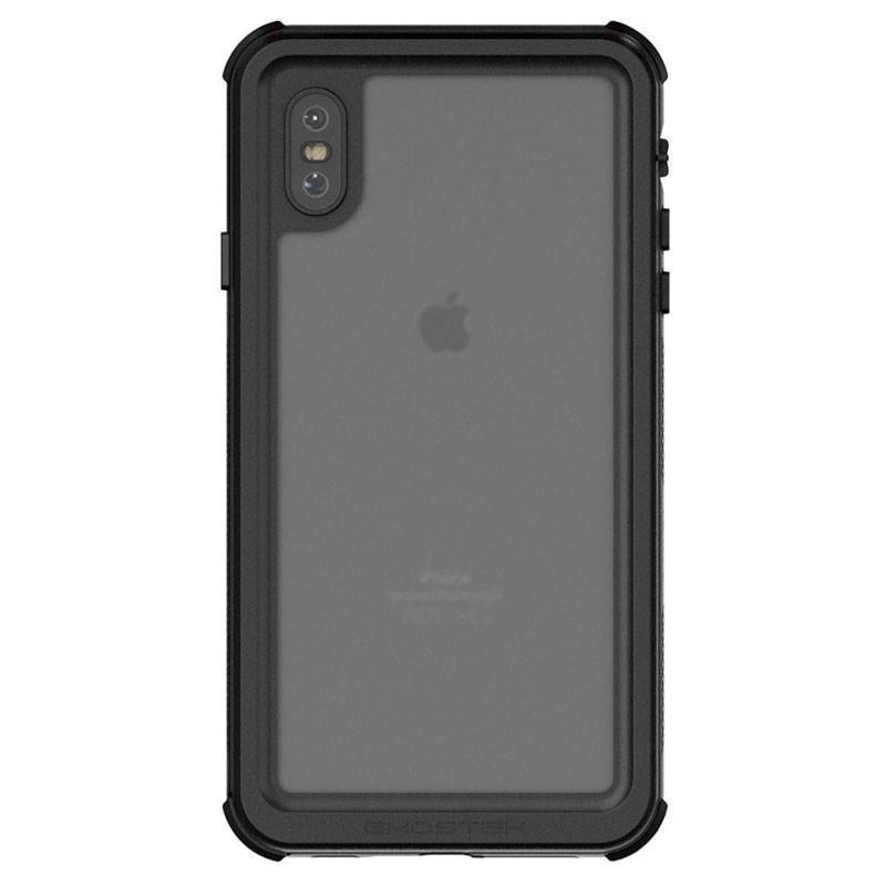 Ghostek Nautical V2 iPhone XS Max Zwart - 2