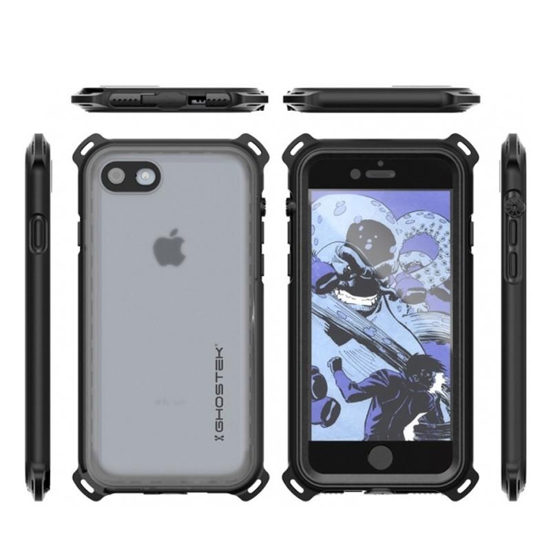 Ghostek - Nautical Waterdicht iPhone 7 hoesje Black 04