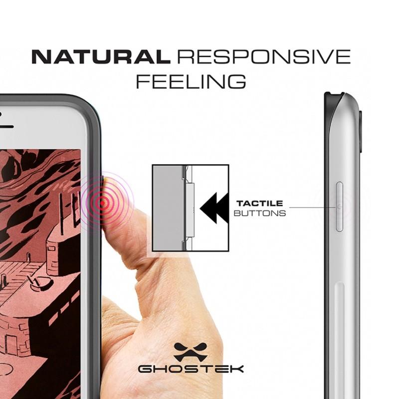 Ghostek - Atomic Slim Case iPhone 8 Plus/7 Plus zwart 05