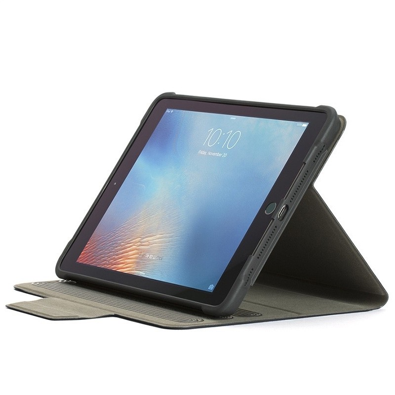 Griffin - SnapBook iPad 9,7 inch (2017), Pro 9,7 inch, Air 2 en Air Black 01