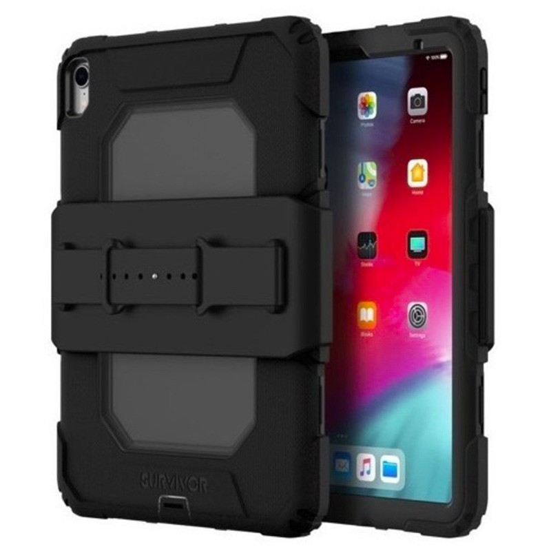 Griffin Survivor All Terrain Case iPad Pro 11 inch zwart - 1