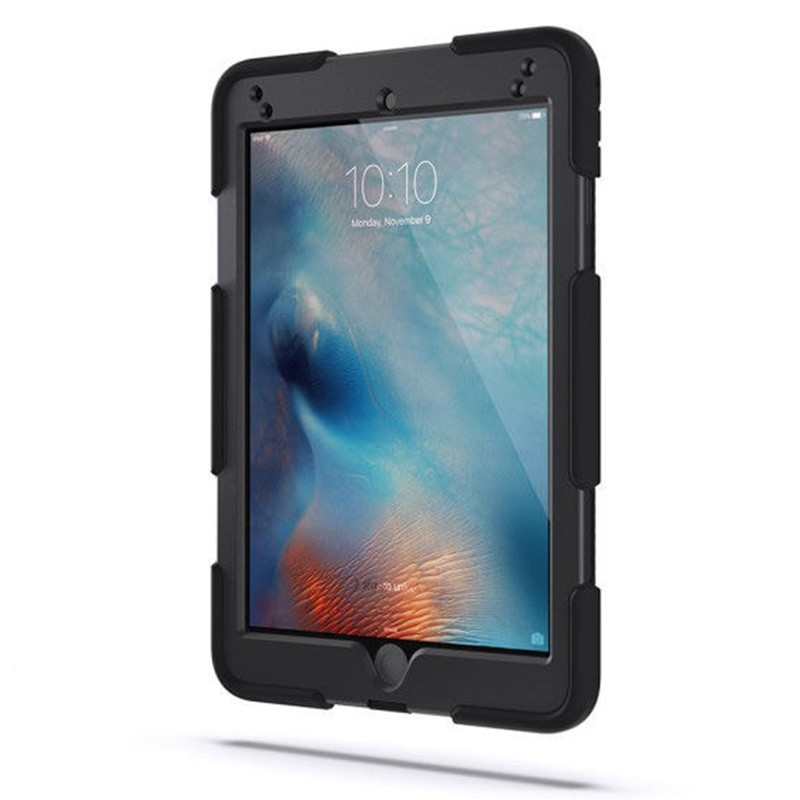 Griffin Survivor All Terrain Case iPad Pro 9.7 Black 02