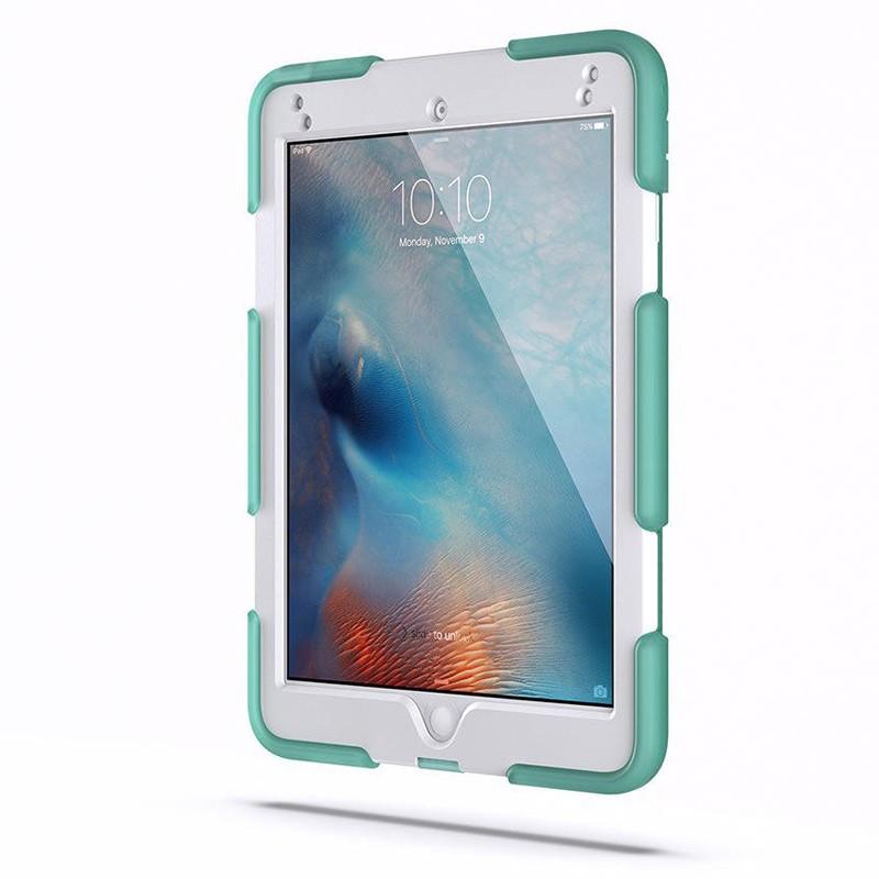 Griffin Survivor All Terrain Case iPad Pro 9.7 Chromium/White 02