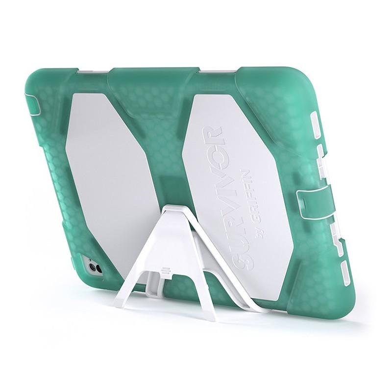 Griffin Survivor All Terrain Case iPad Pro 9.7 Chromium/White 05