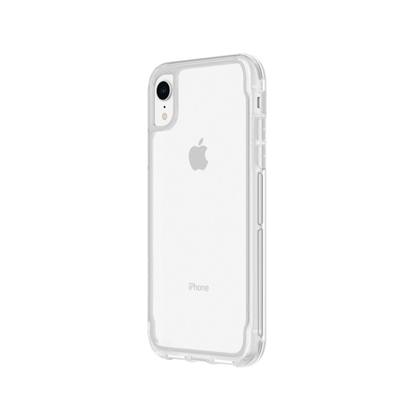 Griffin Survivor Clear iPhone XR Hoesje Transparant 03