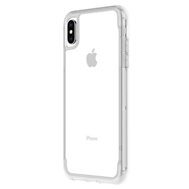 Griffin Survivor Clear iPhone XS Max Case Transparant 03