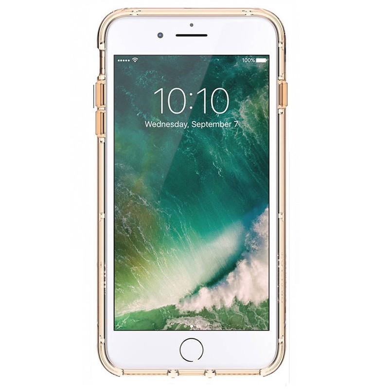 Griffin Survivor Clear iPhone 7 Plus Gold/Clear - 2