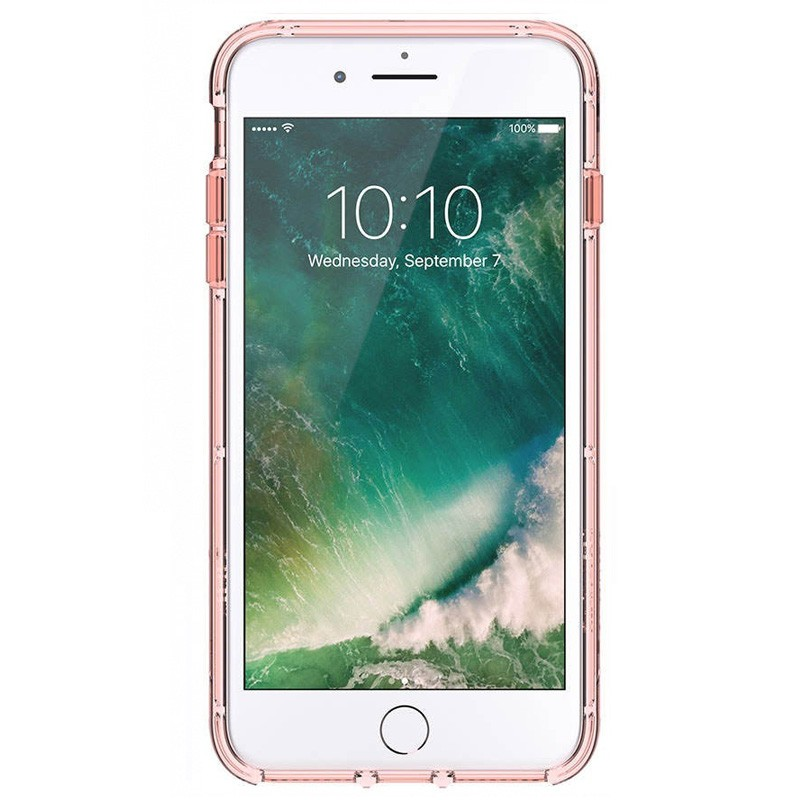 Griffin Survivor Clear iPhone 7 Plus Rose Gold/Clear - 2