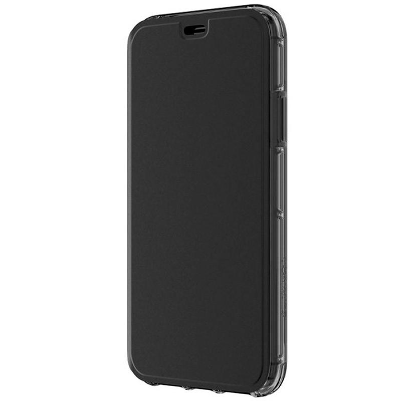 Griffin - Survivor Clear Wallet iPhone X/Xs Zwart Transparant 04