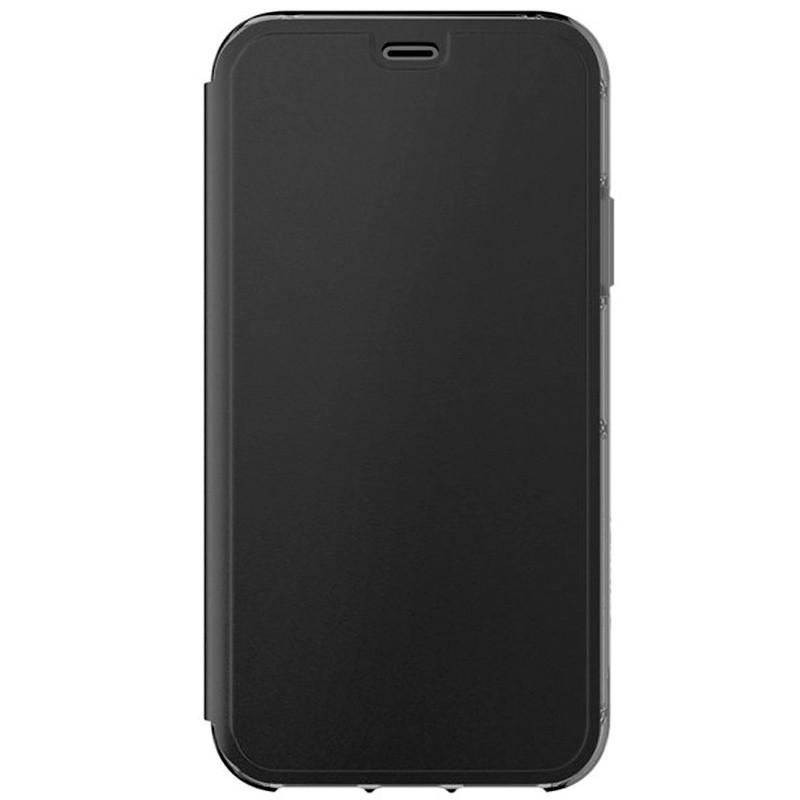 Griffin - Survivor Clear Wallet iPhone X/Xs Zwart Transparant 07