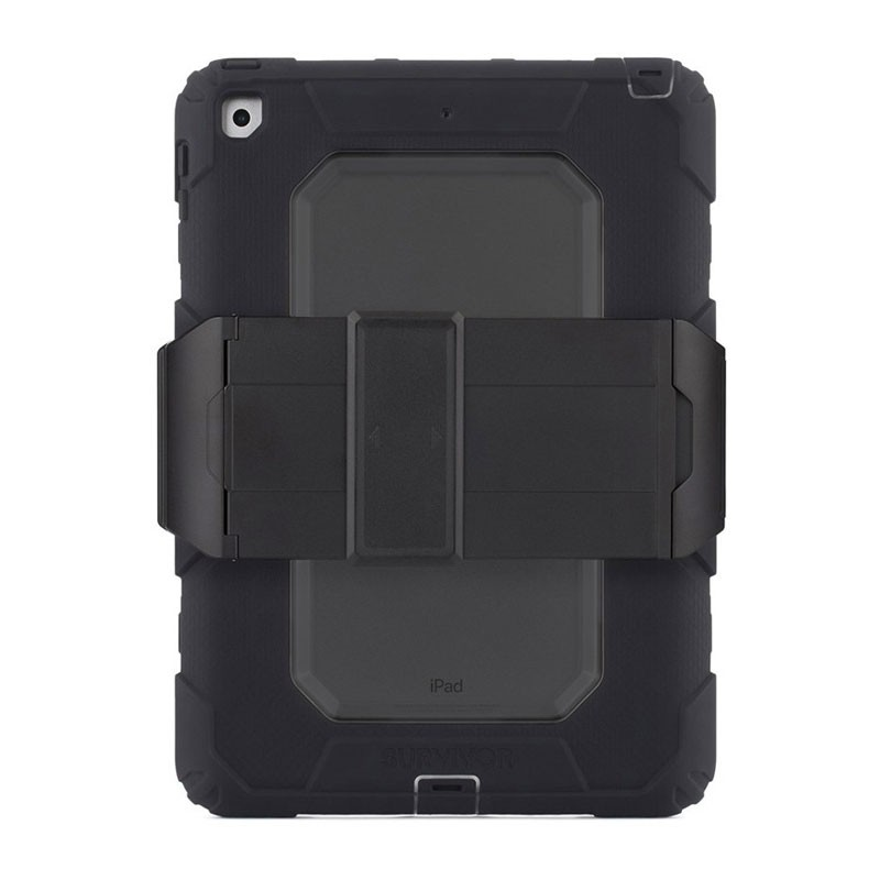 Griffin Survivor Extreme Case iPad 9,7 inch 2017 Zwart - 2a
