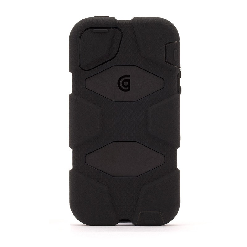 Griffin Survivor iPhone 5 Black met TouchID - 2