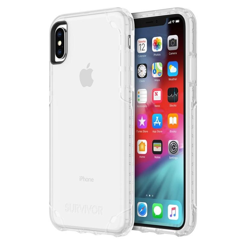 Griffin Survivor Strong iPhone XS Max Case Transparant 04