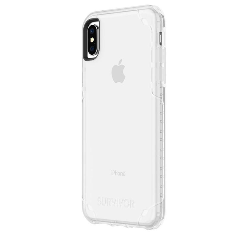 Griffin Survivor Strong iPhone XS Max Case Transparant 03