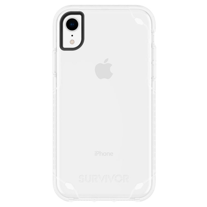 Griffin Survivor Strong iPhone XR Transparant 02