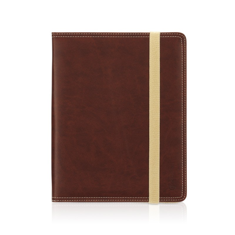 Griffin Elan Passport iPad Brown - 2