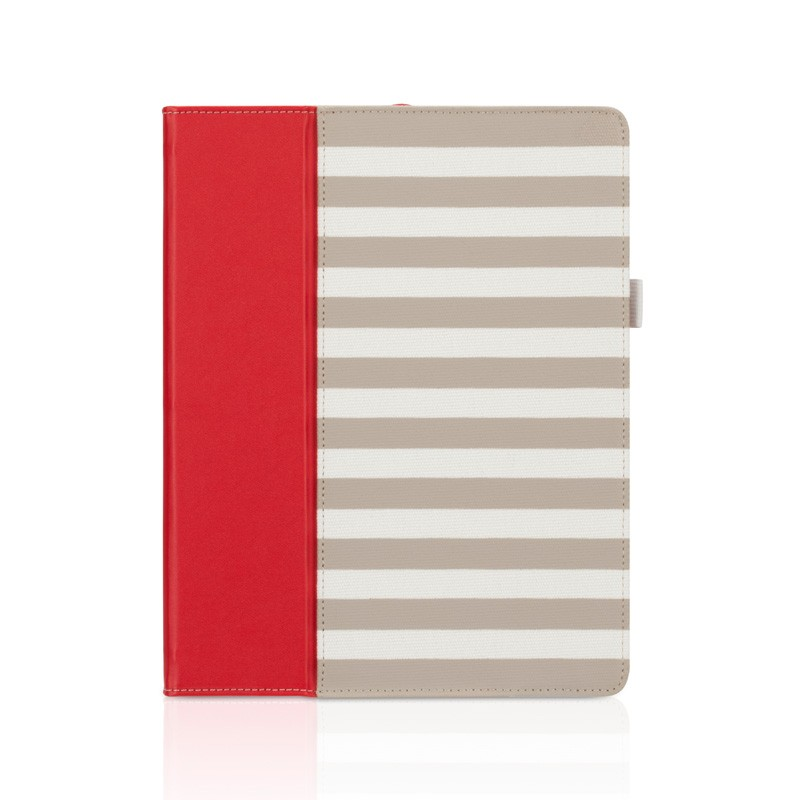 Griffin Folio Cabana iPad Red - 2