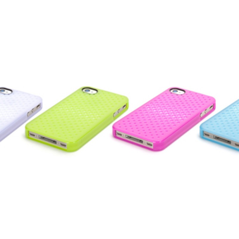 Griffin iClear Air iPhone 4(S) Lavendel - 4