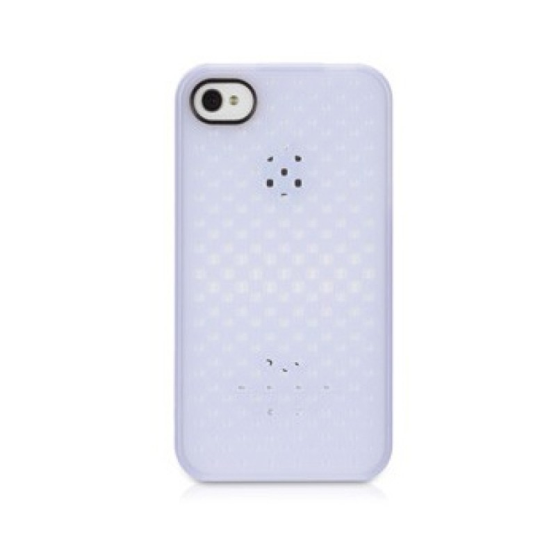 Griffin iClear Air iPhone 4(S) Lavendel - 1