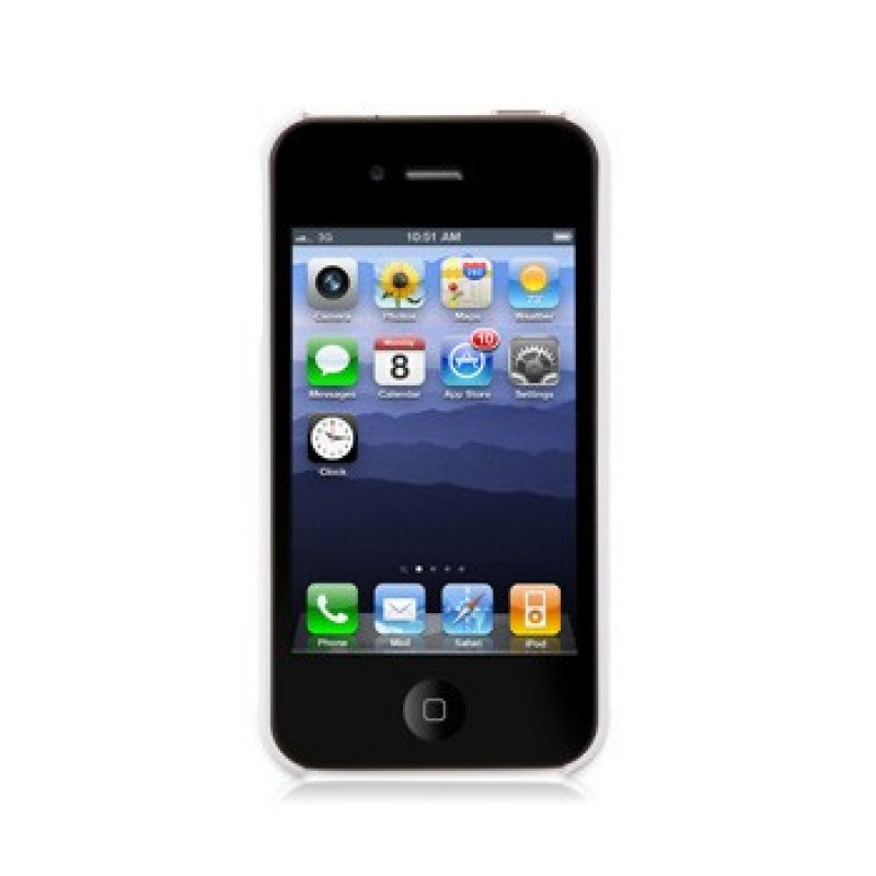Griffin Reveal Orbit iPhone 4(S) White - 2