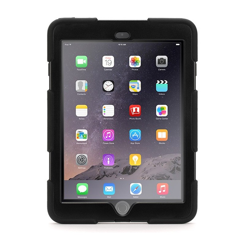 Griffin Survivor Extreme Duty Case iPad Air 2 Black - 1