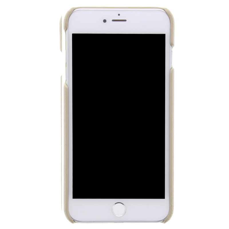 Guess - Saffiano Case iPhone 7 Beige 02