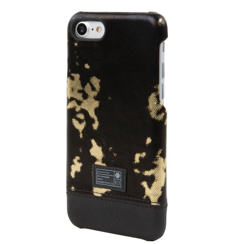 Hex Focus Case iPhone 7 Black/Gold - 1