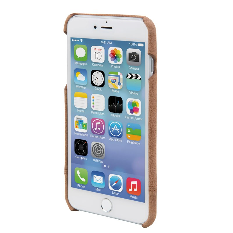 Hex Focus Case iPhone 7 Plus Brown - 2