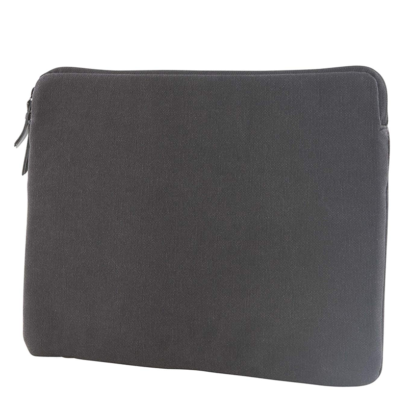 HEX - Laptopsleeve Canvas 13 inch Macbook Pro/Air dar charcoal 02