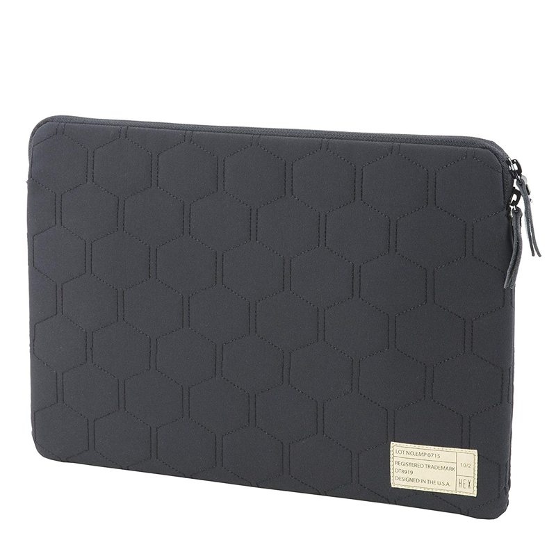 HEX - Laptopsleeve Canvas 15 inch Dark HEX 01