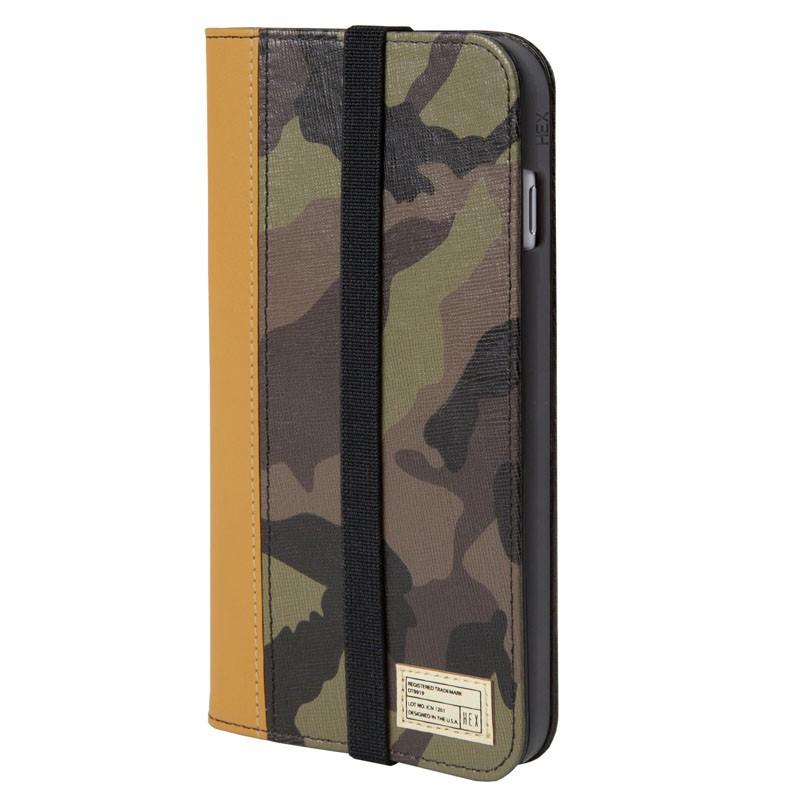 HEX Icon Wallet Case iPhone 6 Plus Camo - 1