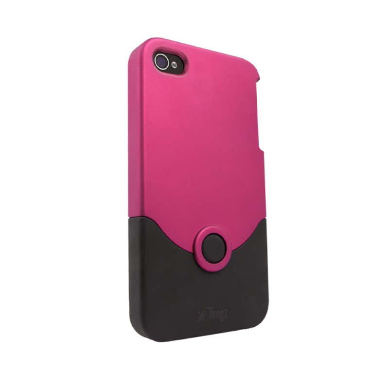 iFrogz Luxe Original Case iPhone 4 Pink - 1