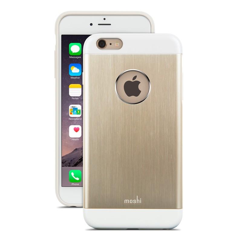 Moshi iGlaze Armour iPhone 6 Gold - 1