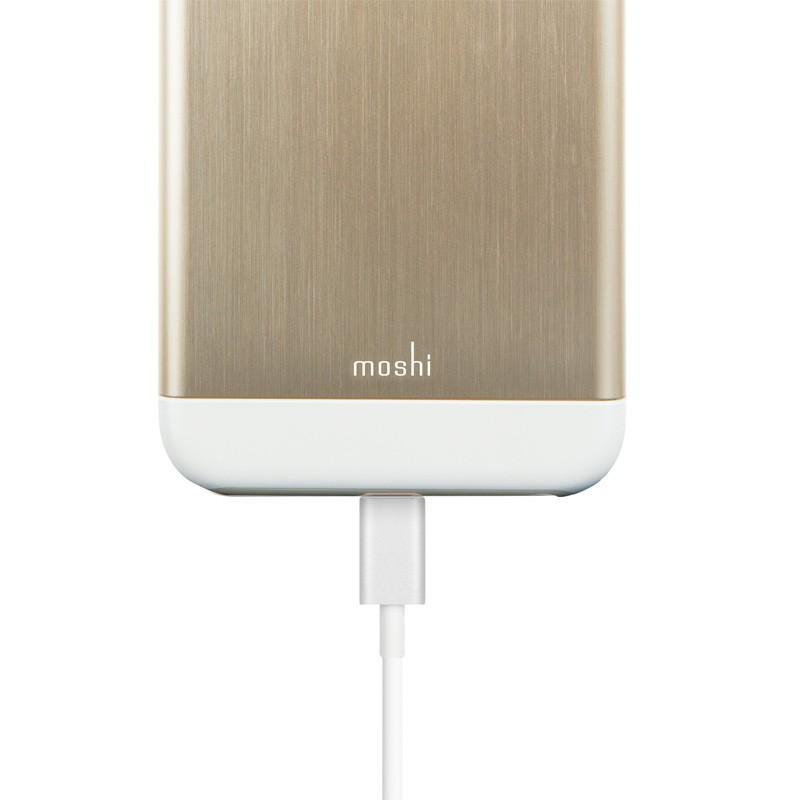 Moshi iGlaze Armour iPhone 6 Gold - 2