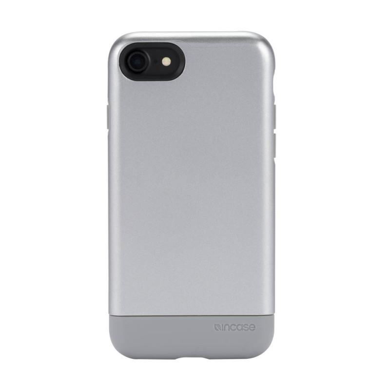 Incase Dual Snap iPhone 8/7 Hoesje Zilver - 1