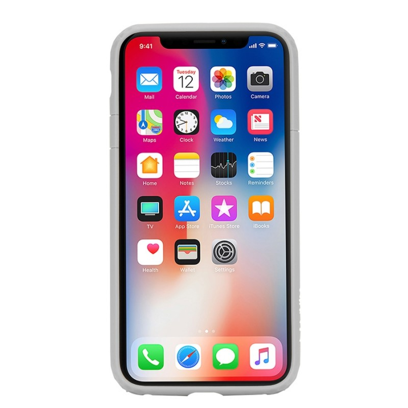 Incase Frame Case iPhone X/Xs Bumper Slate Grijs - 3