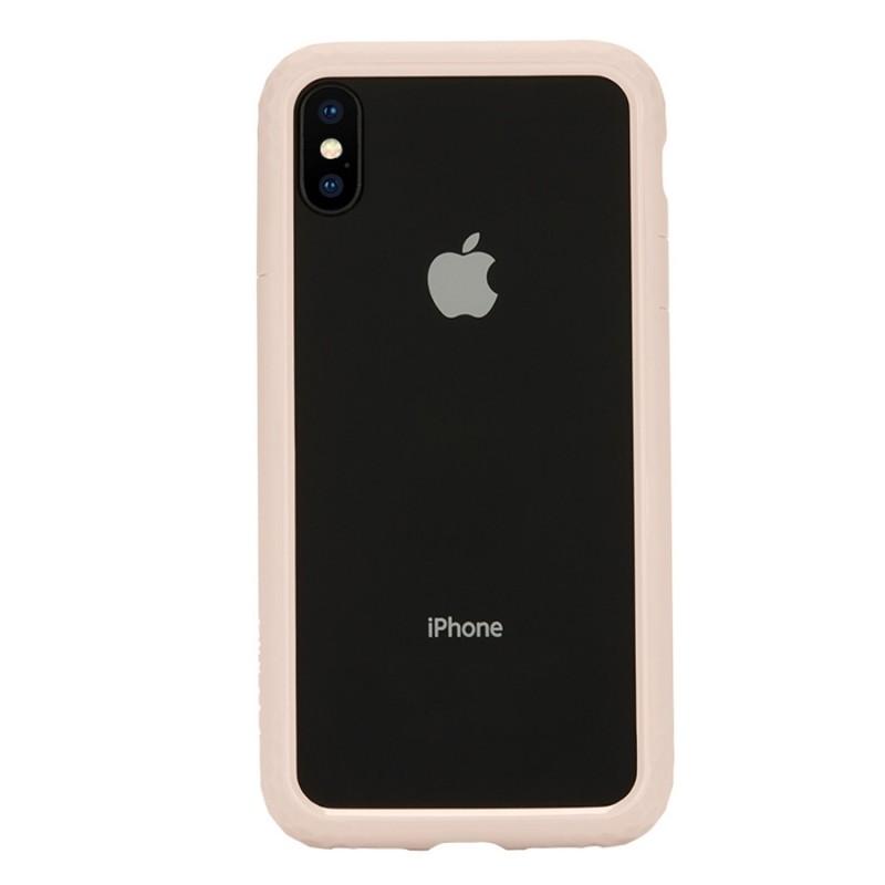 Incase Frame Case iPhone X/Xs Bumper Rose Goud - 3