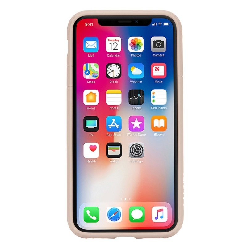 Incase Frame Case iPhone X/Xs Bumper Rose Goud - 4