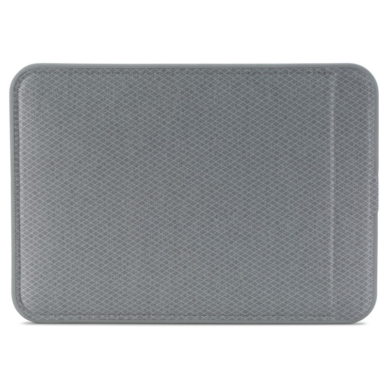 Incase - ICON Sleeve MacBook 12 inch Diamond Ripstop Grey 06