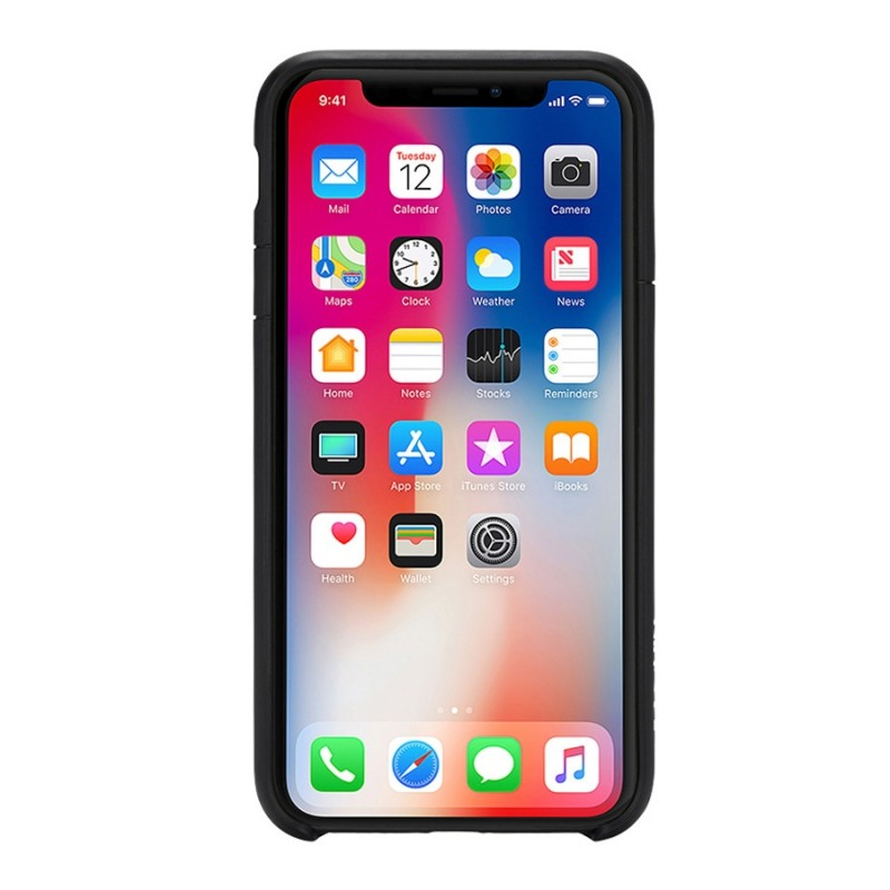 Incase Lite Case iPhone X/Xs Zwart - 4