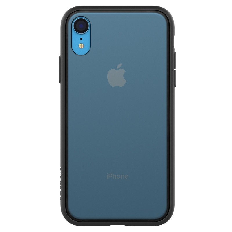 Incase Pop Case II iPhone XR Hoesje Zwart 01