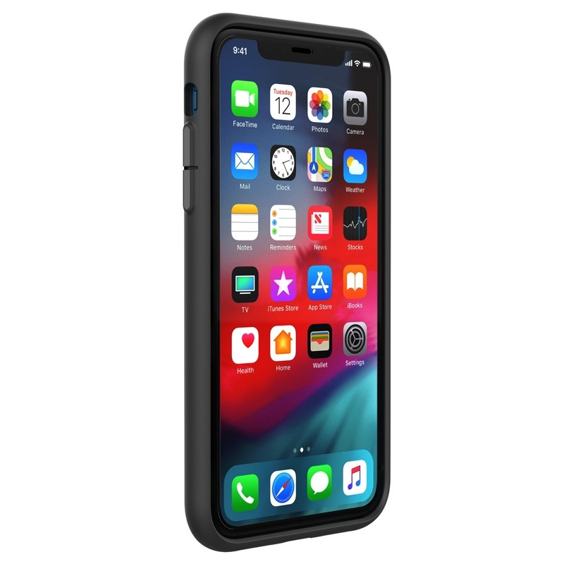 Incase Pop Case II iPhone XR Hoesje Zwart 06